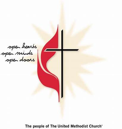 Methodist Church United Clip Umc Open Welcome
