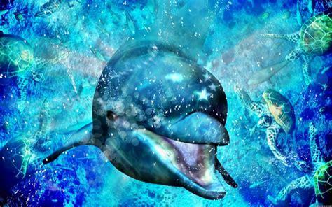 fond d ecran 3d qui bouge fond d 233 cran gratuit 01 dauphin fonds d 233 cran animaux gratuits 01 dauphin