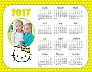 July 2020 Weekly Calendar Hello Kitty Photo Calendars