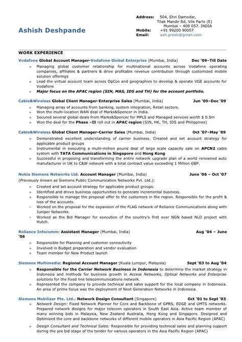 awesome bid management resume ideas resume sles