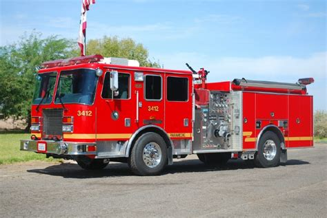 Imperial County Fire Dept. Apparatus