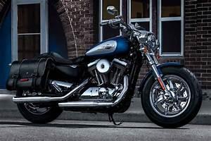 Review of Harley Davidson 2017 Sportster 1200 Custom ...