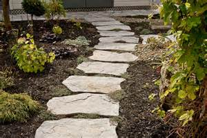 Large Concrete Stepping Stones