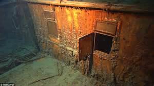 A Deck Above by Murdoch S Cabin Aboard Titanic William Murdoch