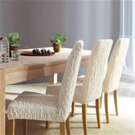 housse pour chaises salle manger housse de chaise extensible pas chère