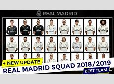Real Madrid New Players 2019 • HE ART SF