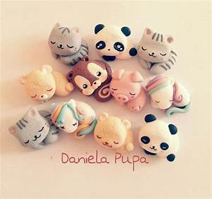 Polymer Clay Charms Animals | www.imgkid.com - The Image ...