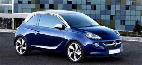 The New 20182019 Opel Adam Before The Review  Cars News