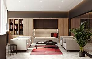 Modern, Office, Design, For, Administration, Of, East, Ca