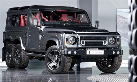 New Land Rover Defender 2018