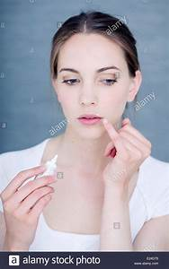 Herpes Treatment Stock Photo  Royalty Free Image  70168985