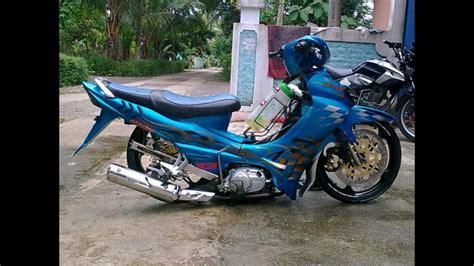 Modifikasi Motor Jupiter Z1 by Foto Motor Modifikasi Jupiter Z1 Injeksi Motorwallpapers Org