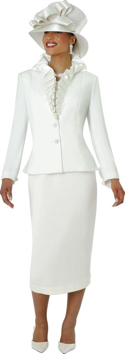25+ best ideas about Women church suits on Pinterest | Church suits Ladies church hats and ...