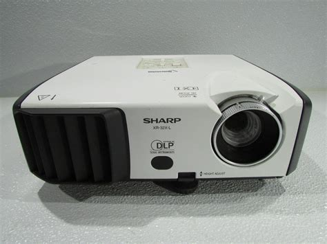 sharp projector l replacement sharp xr 32x l dpl projector for parts 74000365575 ebay