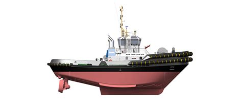 Tugboat Keel by The Asd Tug Boat 3412 For Multipurpose Activities