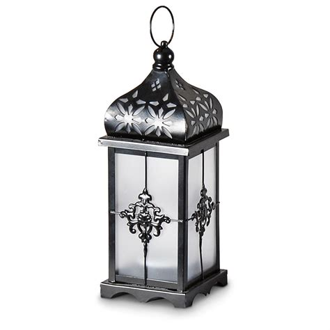 2 filigree solar lanterns 232102 solar outdoor