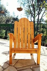 Fabriquer Un Fauteuil : fabriquer fauteuil de jardin en palette ~ Zukunftsfamilie.com Idées de Décoration