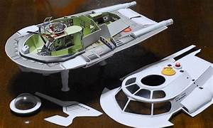 Paper Model Spacecraft Sci-Fi (page 2) - Pics about space