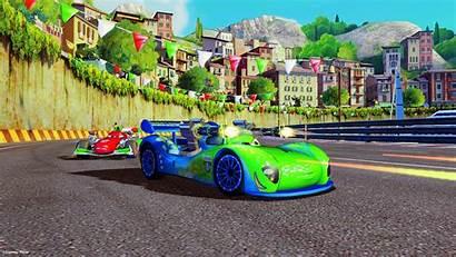 Pixar Cars Disney Gaming Games Mcqueen Lightning