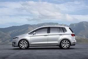 Golf Plus Volkswagen : vw golf sportsvan schluss mit golf plus ~ Accommodationitalianriviera.info Avis de Voitures