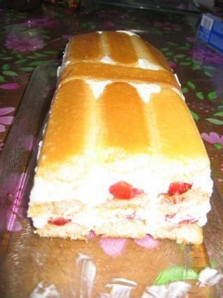 recette charlotte aux fraises  la creme de mascarpone