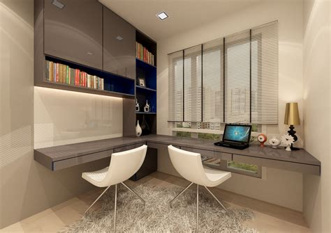 How To Decorate My Small Study Room • Residencedesignnet