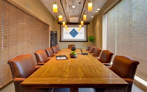 rustic conference room conference room rustic home office new york by