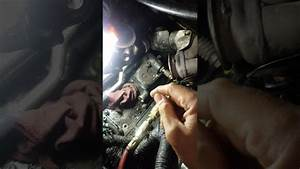 International 6 0 Vt365 High Pressure Oil Pump Leak Test