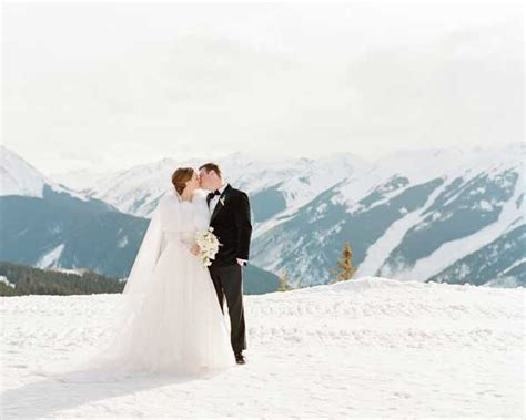 Aspen Wedding Venues with Mountain Views | The Little Nell