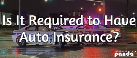 The continuous insurance enforcement scheme, which came into force in january 2011, means all cars however, only enter homemaker if you're genuinely not seeking work or receiving benefits that require you to seek work. Is It Required To Have Auto Insurance? - Do All States Require Insurance?