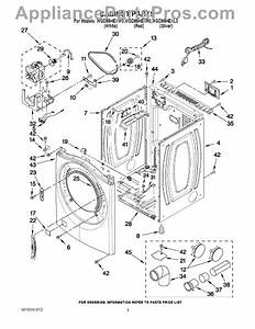 E02 And F06 Code On Whirlpool Duet Dryer Wed94hexw