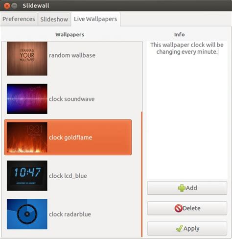 Live Wallpaper For Linux Ubuntu by Use Android Style Live Wallpapers In Ubuntu Linux