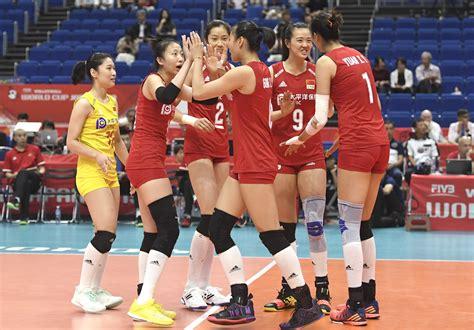 开门红!女排世界杯中国队3:0完胜韩国