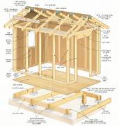 Shed Home Designs by Build Your Own Garden Shed Plans Shed Blueprints