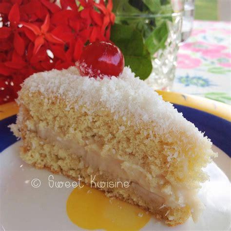 recette de cuisine antillaise le mont blanc au coco paperblog