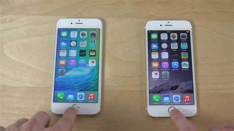 iphone beta iphone 6 ios 9 beta vs iphone 6 ios 8 4 beta 3 which is