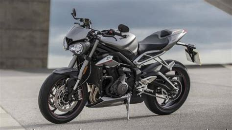 Retro Bike Light by 2017 Triumph Street Triple Rs First Ride Review Overdrive