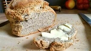 Brot Backen Glutenfrei : chia brot glutenfrei mit milch und ohne hefe ~ Frokenaadalensverden.com Haus und Dekorationen
