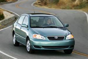 Corolla Pocket Reference Guide