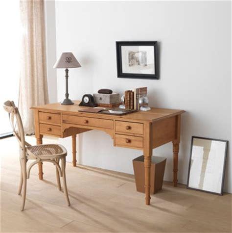 bureau en bois bureau la redoute 5 photos