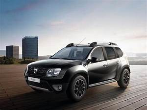 Dacia Duster Black Touch  Fotos