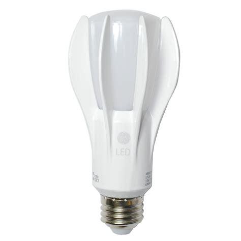 3 Way Led Light Bulb by Ge 73378 3 Way Led A21 2700k E26 Bulb 6w 22w 15w 50w