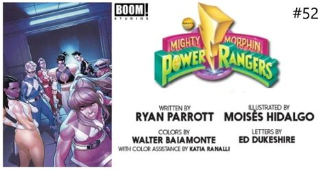 [Preview] BOOM! Studios' 7/29 Release: MIGHTY MORPHIN ...