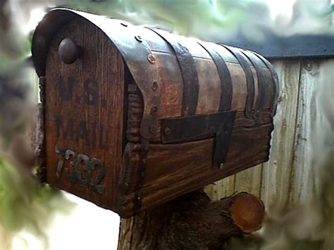 Plans For Wooden Noah Ark, Wooden Mailbox Ideas