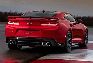 2017 Chevrolet Camaro ZL1 - specifications, photo, price