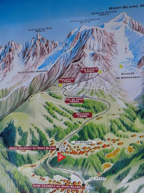 le nid d aigle par le tramway du mont blanc sarrebourg 57400