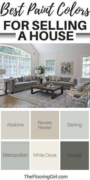 interior paint colors to sell your home homes design