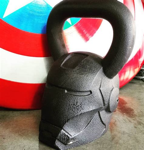 iron kettlebells kettle kettlebell marvel bells own onnit official gets line workout america technabob cool captain barbell gear ous help