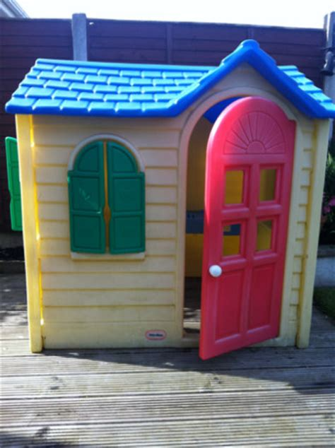 tikes country cottage playhouse for sale in