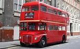 LONDON'S FAMOUS DOUBLE DECKERS | Jenny Burnley's Blog